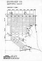 """General layout of the KZ Gusen II """"B8 Bergkristall"""" underground plant at St. Georgen/Gusen, Austria"""