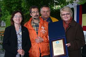 Klub Mauthausen-Gusen Award 2011