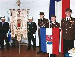 Delegations at Sesto S.G.